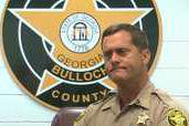 Bulloch County Sheriff Noel Brown discusses rash of burglaries