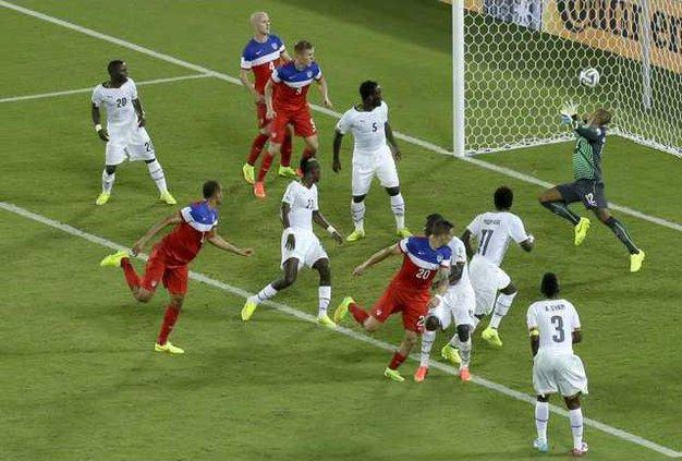 Brazil Soccer WCup Gh Heal
