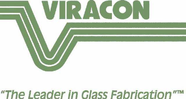 W Viracon logogrn
