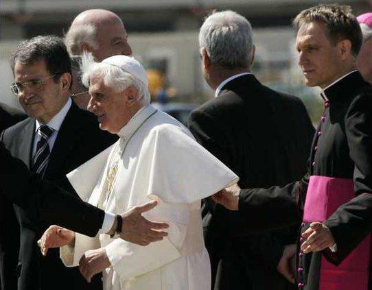 ITALY POPE US XPL10 5644322