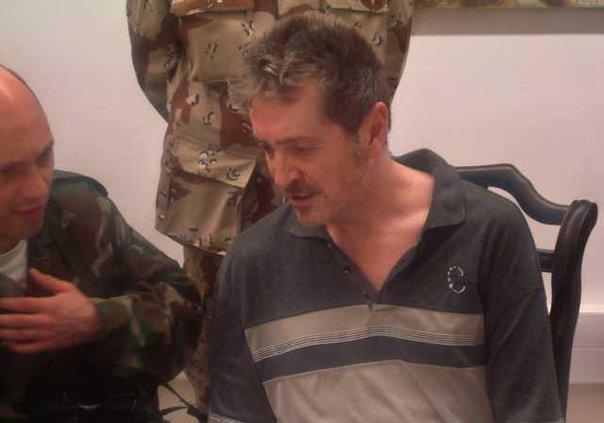 Iraq Journalist Freed Heal