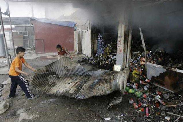 Iraq Violence BAG10 5383466