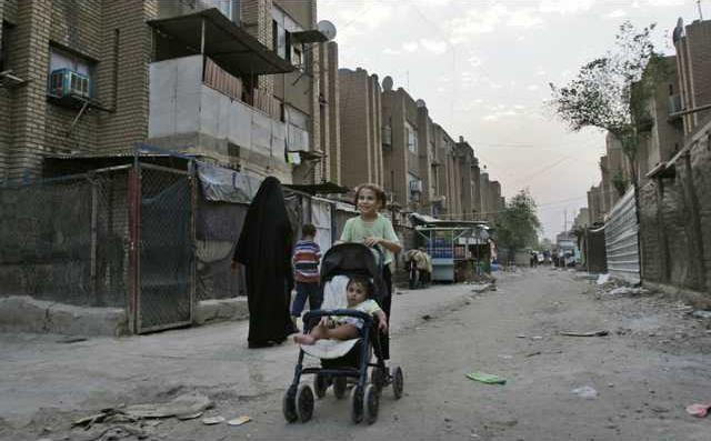 Mideast IraqPalesti 5364199