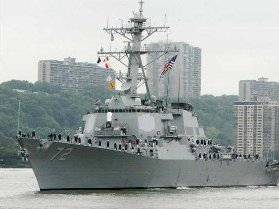Naval Station Shootin Heal