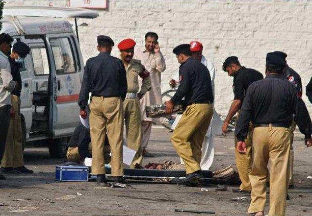 Pakistan Explosion 5711463