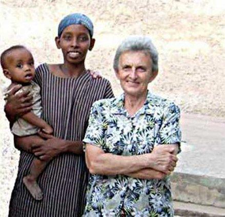 SOMALIA ITALIAN NUN 5394242
