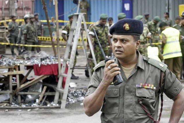 Sri Lanka Civil War 6247033