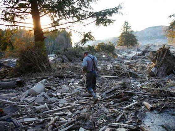 Washington  Mudslide Heal