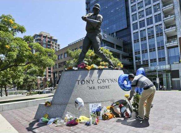 Obit Tony Gwynn Heal
