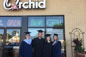 Orchid Graduates