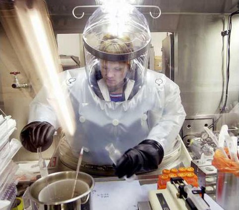 Defense Anthrax Heal