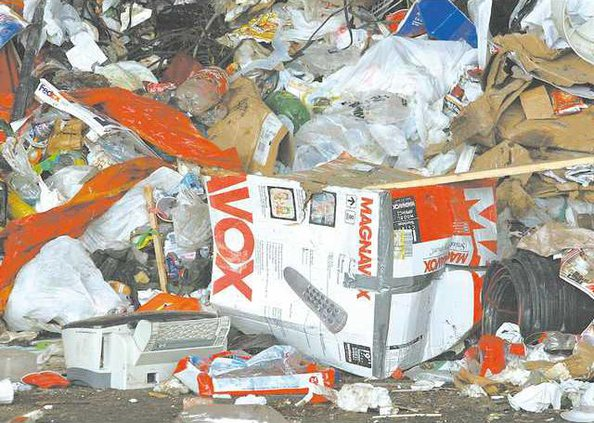 Electronics recycleWeb