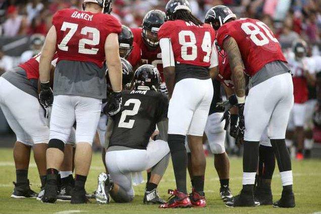 Falcons Friday Night  Heal