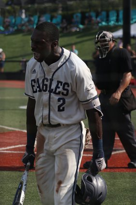Eagles fall in Sun Belt championship game 9-7.