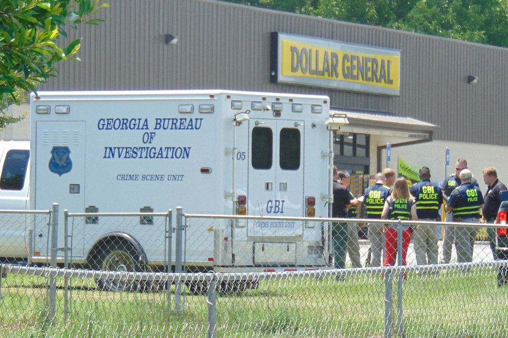 Suspect shot in Portal after chase - Statesboro Herald