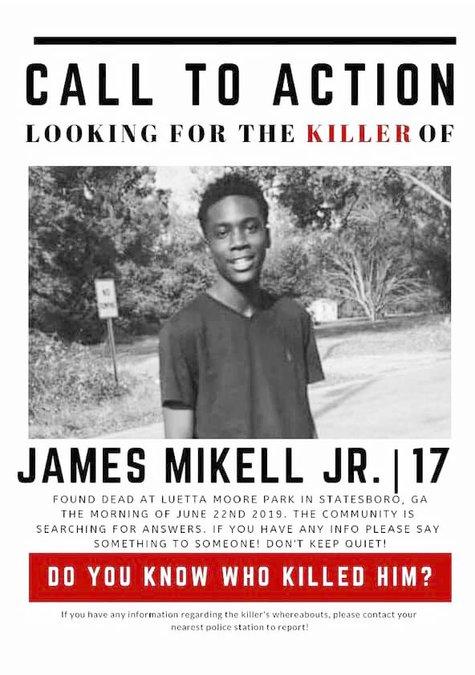 Reward offered in teen's homicide - Statesboro Herald