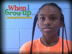 D'Myiah Tribble: When I Grow Up...