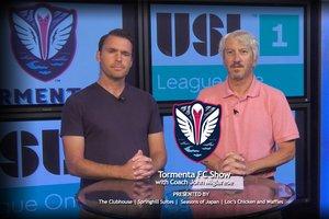 Tormenta FC Show with Coach John Miglarese 6.28.19